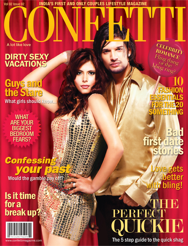 Beginners Guide to Starting your Own Magazine. Confetti Magazine