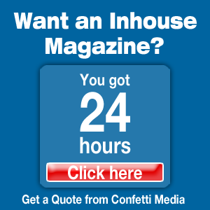 Want an Inhouse Magazine